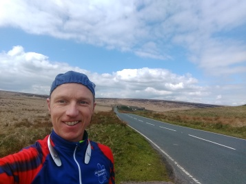 Riding in God's own country (Yorkshire)